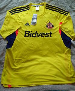 SUNDERLAND Away Football/Soccer Shirt/Jersey/Top Size XXL 50
