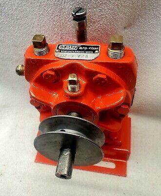 Vintage Gast Rotary Vane Air Compressorvacuum Pumporiginal Colorsteam Punk