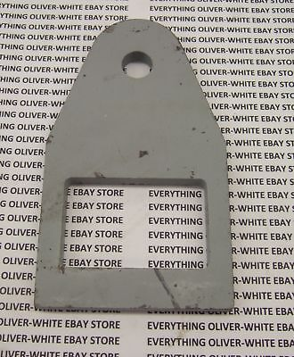 Oliver White Tractor Drawbar Roller End Plate Support