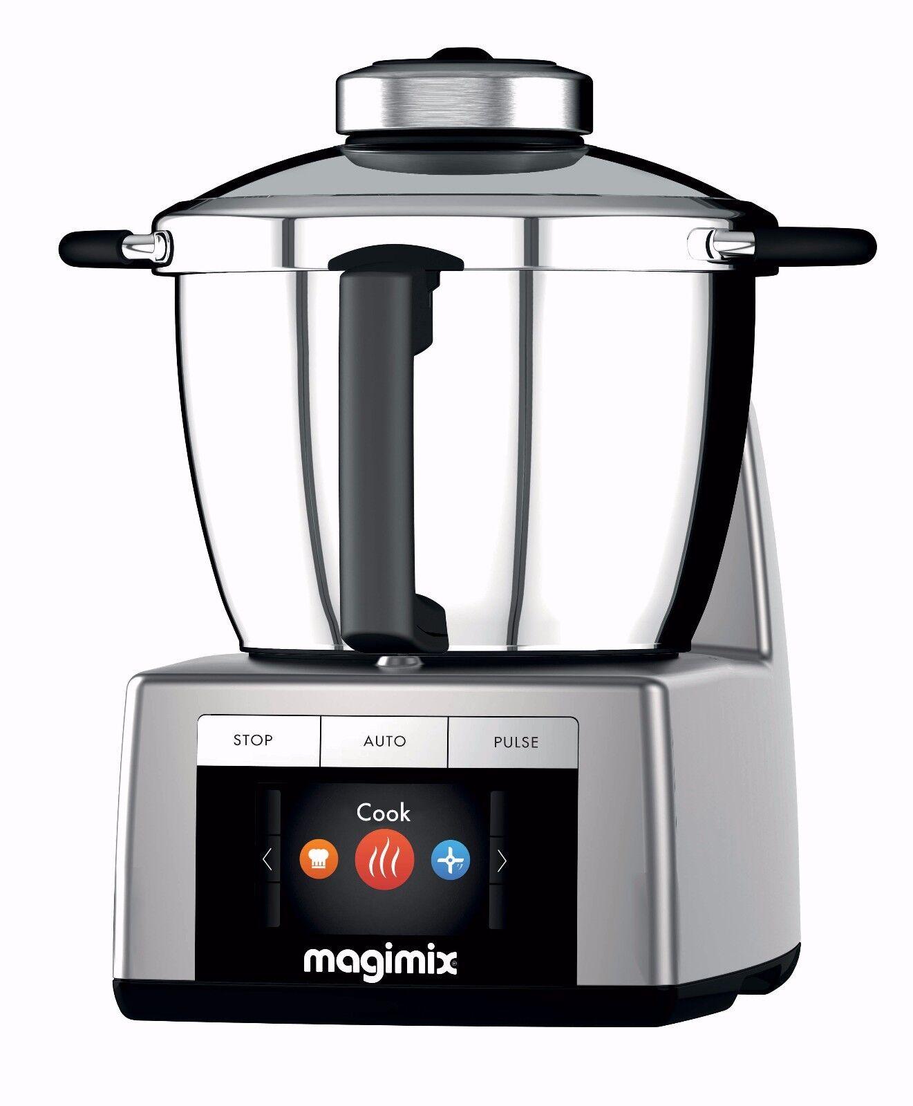 Küchenmaschine Kochen Multifunktion MAGIMIX Cook Expert Chrom
