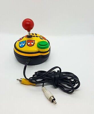 Jakks Pacific Arcade Gold Pac-Man Arcade Plug N Play TV Video Game