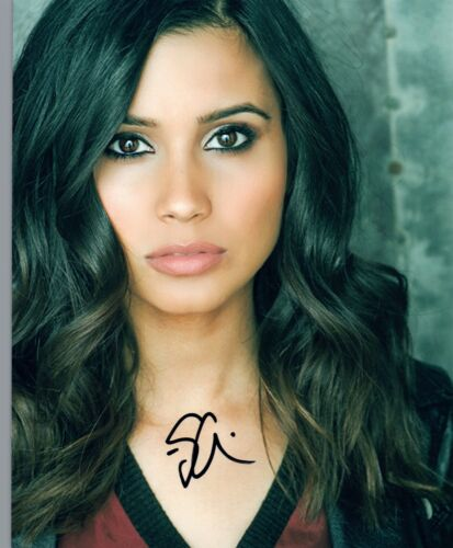 Sophia Ali Signed Autographed 8x10 Photo GREY'S ANATOMY Actress COA