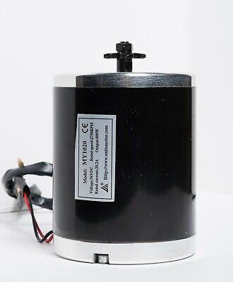 Unite My1020 29.2a 800w 36v Electric Motor W T8f 8mm Sprocket F Scooter Gokart