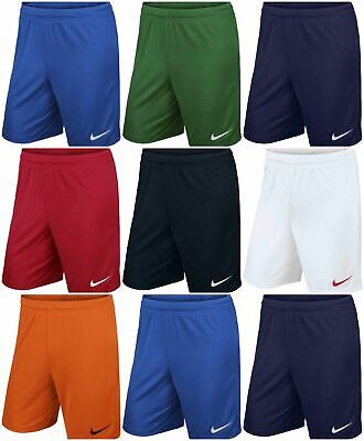 Nike Mens Shorts Football Training Gym Sport Dri Fit Park Size S M L XL XXL