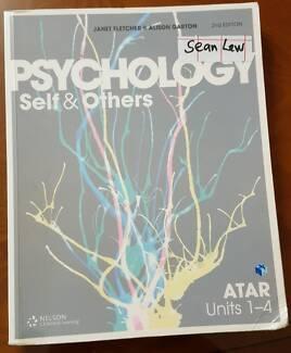 Year 11 Atar Psychology Books