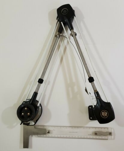 """Mutoh Drafting Arm Engineering Tool with 12"""" B-6 Ruler - Parts Only"""