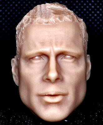 "Kumik 1//6 KM15-21 Scale male Head Sculpt Headplay for 12/"" Phicen Hot Toys Body"