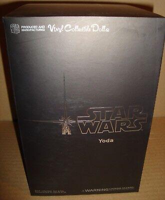 VINYL COLLECTIBLE DOLLS MEDVCD086 STAR WARS YODA MEDICOM TOY/TOMY 2006 (Vinyl Collectible Dolls)