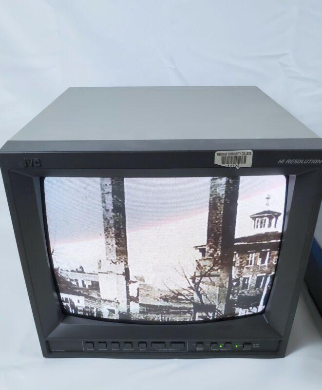 "JVC TM-H1375SU 13"" CRT Retro Gaming Monitor"