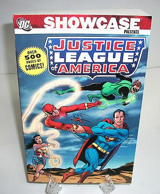 Justice League of America Vol 2 JLA DC Comics Showcase Presents TPB (Jla Presents)