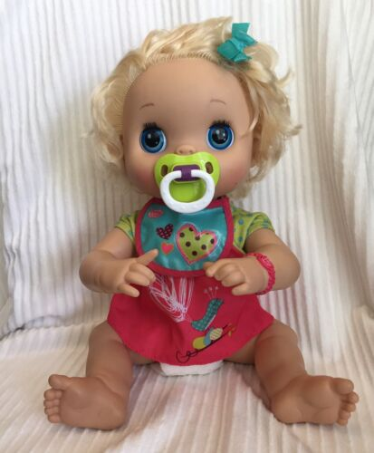 ONE *1* Pacifier For My Baby Alive Doll U-Pick Color Pacifie