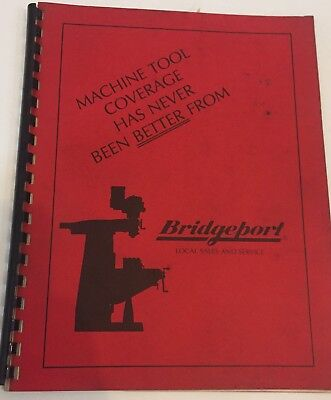 Bridgeport Milling Machine Catalog