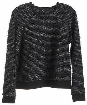 TIBI Black Knit Top Sz XS 604466