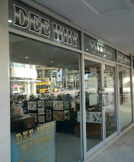 Dee Why shop - Perfect for running a Barber business