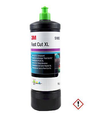 3M Fast Cut XL in 1KG Schleifpaste grün Auto Schleif Politur Lack polieren KFZ