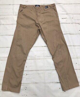 Superdry Men's Chino Cotton Trousers Size L