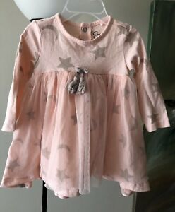 Baby girl dress 3-6 months