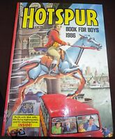 The Hotspur Book For Boys (annual) 1986 Vgc Unclipped -  - ebay.co.uk