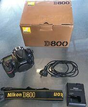 Nikon D800 DSLR (36.3MP) Molendinar Gold Coast City Preview