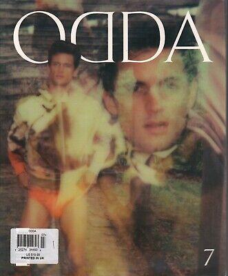 ODDA UK High Fashion Magazine #7 Xander Zhou Jeremy Kost 030220AME