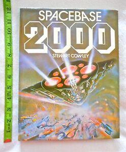 SPACEBASE 2000 STEWART COWLEY HAMLYN TERRAN TRADE AUTHORITY HARDBACK RARE BOOK