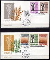 2253 - Vaticano, Fdc Ala - Propaganda Per Le Vocazioni Sacerdotali, 12/06/1962 -  - ebay.it