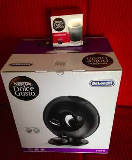 Nescafe Dolce Gusto ECLIPSE Coffee Machine - NEW AND BOXED