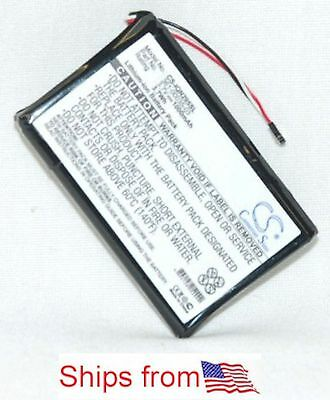 New Gps Battery Garmin Nuvi 2595Lmt 2555Lt 2555Lmt 2495Lmt 2475Lt 2455Lmt 1000Ma