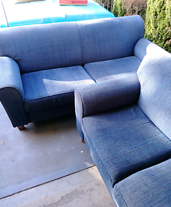 Couches/Lounge set, 3 and 2 seater Burton Salisbury Area Preview