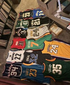 NBA Jersey Collection