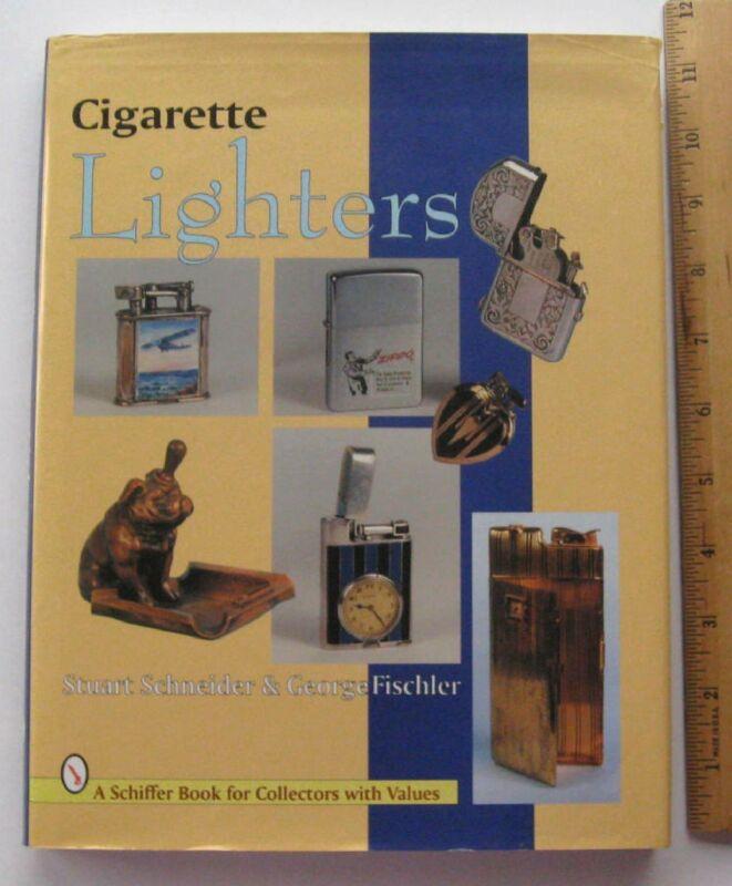 Cigarette Lighters  1996 Schiffler HC/DJ
