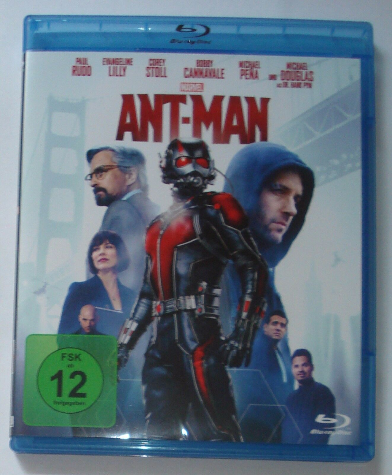 Ant-Man Neu Blu Ray Marvel OVP