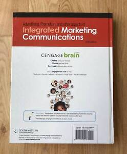 Integrated marketing communication textbooks gumtree australia integrated marketing communication textbooks gumtree australia free local classifieds fandeluxe Choice Image