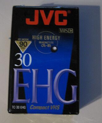 Кассеты и диски JVC VHS-C EHG