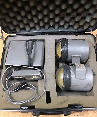 Mph Python Ii - X-band Police Radar Gun W 2 Antennas Remote