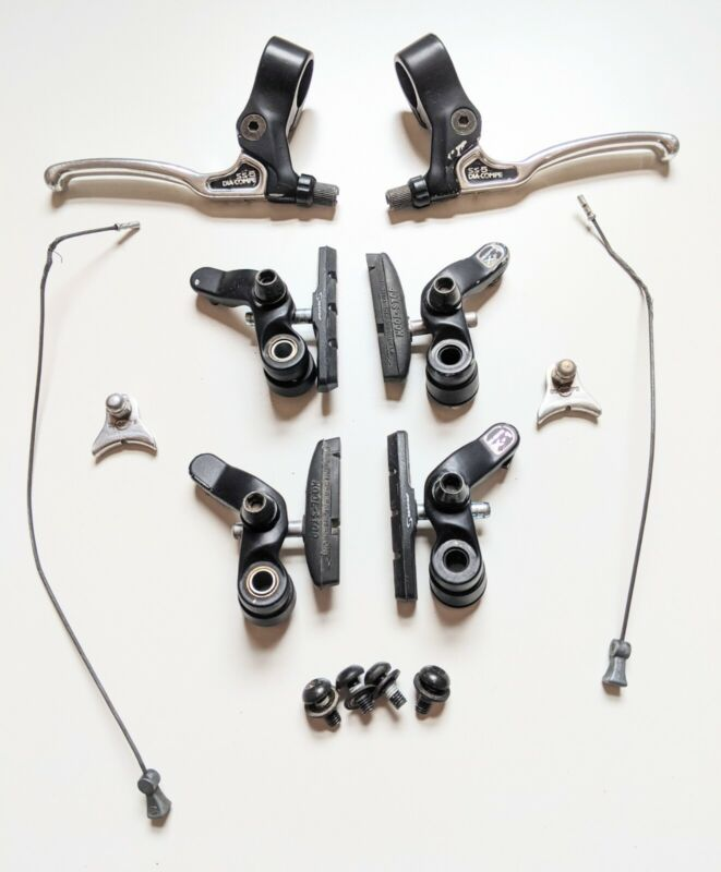 DIA Compe SS-5 Canti Brake Set With Levers