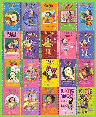 Katie Woo Series Collection Set Books 1-20 Paperback By Fran Manushkin NEW!](Katie Woo Books)
