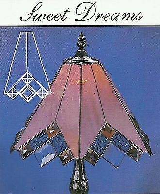 Bedside Lamp Series SWEET DREAMS Snap Out Templates PATTERN FROM AUSTRALIA