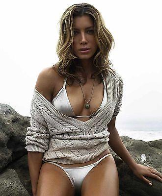 Jessica Biel 8X10 Glossy Photo Picture Image  4