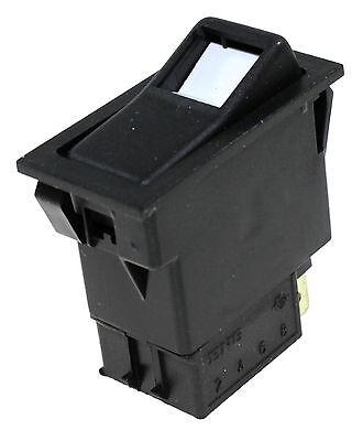 Taster Kfz Lkw 12V Wippentaster Wipptaster ENG 444043 Einbau Glühlampe Schalter