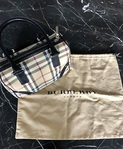 Sac Burberry authentique