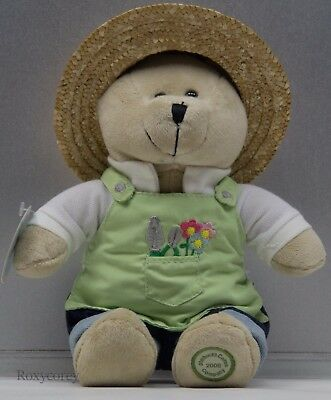 Starbucks 47th Bearista 2006 Garden Bear Girl in Gardeners Outfit NWT](Starbucks Outfit)