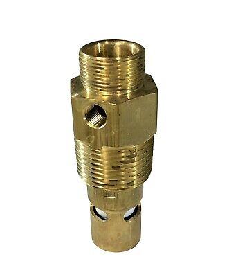 Check Valve Air Compressor In Tank Compressed 34 Compression X 1 Male Npt