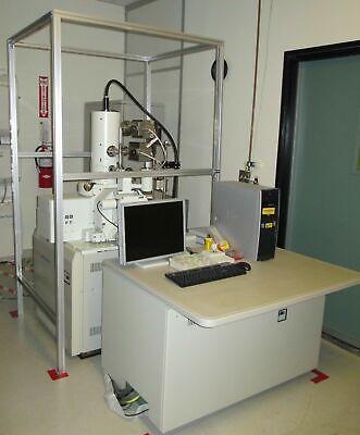 Jeol Jsm 7000f Sem Field Emission Scanning Electron Microscope Nice