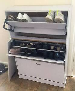 Shoe Cabinet -3 Drawers - Quick!! Moree Plains Preview