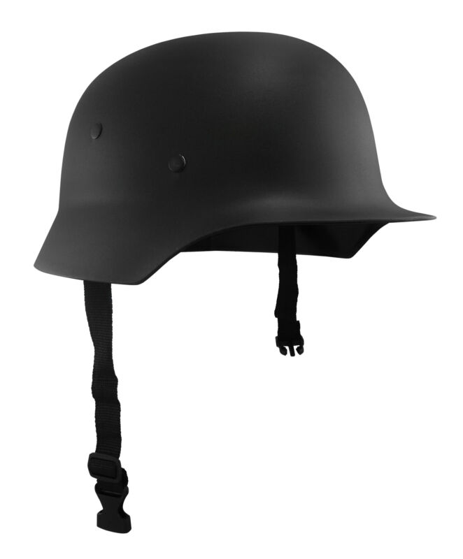 Adult WW2 German Army M35 M1935 Helmet Style Costume Plastic Stahlhelm Replica