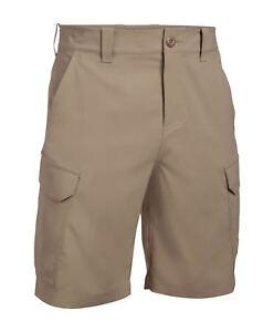 60d020bbf3020 Under armour 1244207-232 Fish Hunter Cargo Shorts, Size 34 - Enamel ...