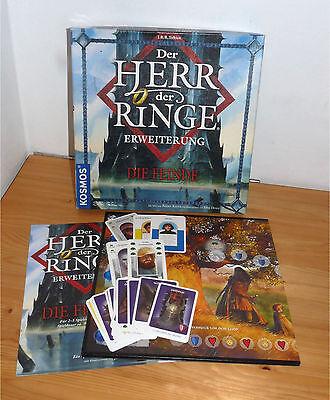 Herr der Ringe, Die Feinde Erweiterung, Brettspiel, Kosmos online kaufen