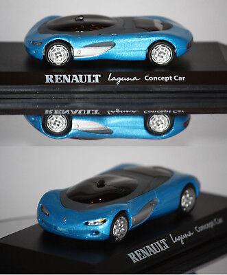 Norev Renault Concept Car Laguna 1990 Mondial von Paris 1/43 517985