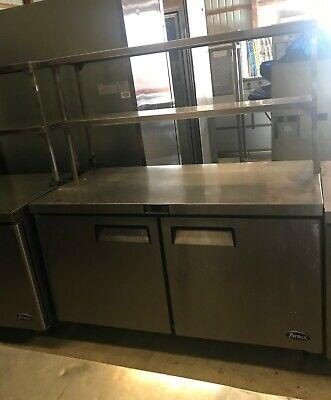 Atosa 60 Undercounter Refrigerator